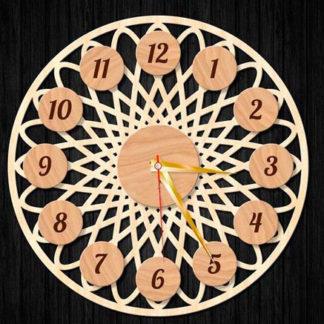 ch 003 324x324 - Часы настенные ч-003