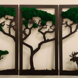 los 324x324 - Настенное декоративное панно