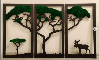 los 416x254 - Настенное декоративное панно