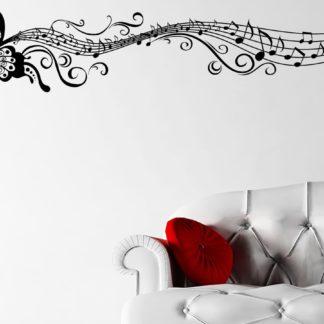 musical butterfly wall sticker 1280x900 2 324x324 - Настенное декоративное панно