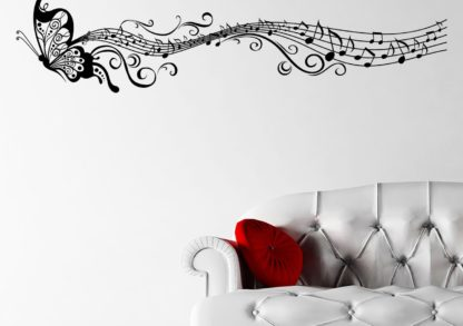musical butterfly wall sticker 1280x900 2 416x293 - Настенное декоративное пано